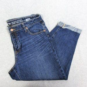 Womens GAP Vintage High Rise Jeans Sz 14